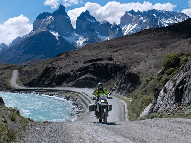 PATAGONIA END OF THE EARTH ADVENTURE SOUTHBOUND