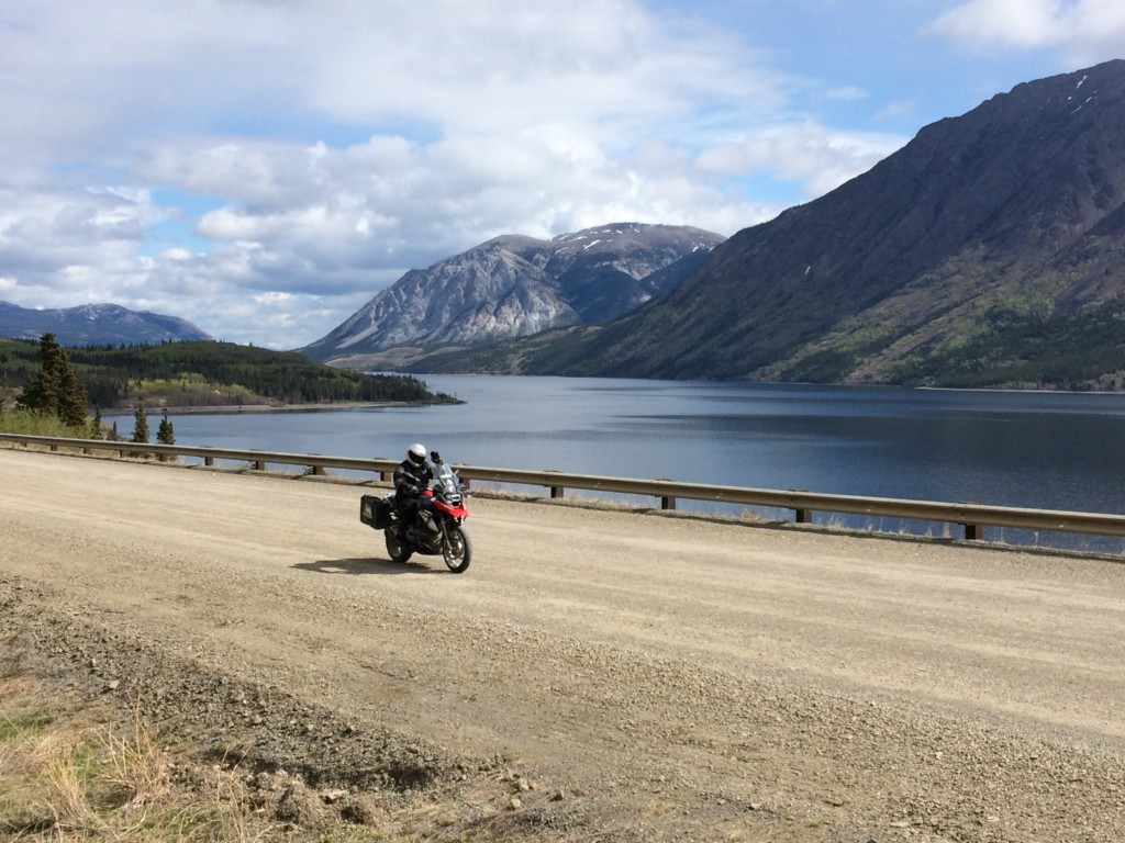North to Alaska Motorcycle Tour - MotoQuest