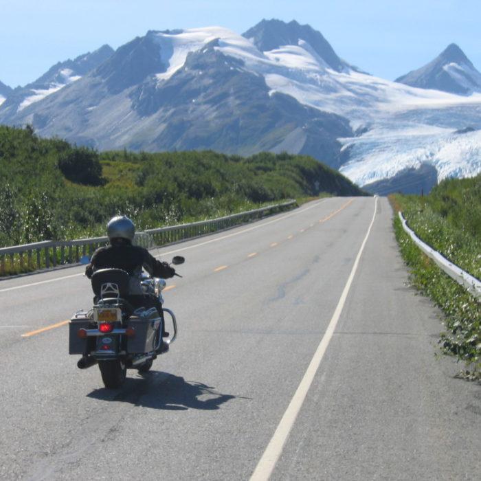 ALASKA HARLEY-DAVIDSON TOUR