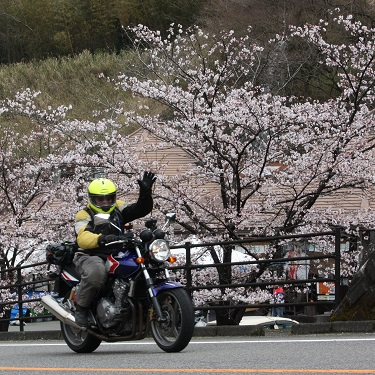 JAPAN THREE ISLAND MOTORCYCLE TOUR
