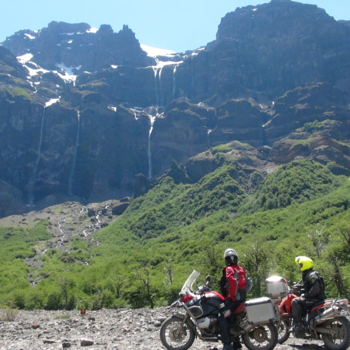 NORTHERN PATAGONIA MOTORCYCLE TOUR