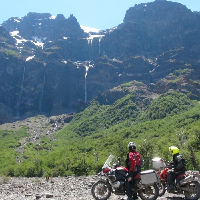 NORTHERN PATAGONIA MOTORCYCLE TOUR