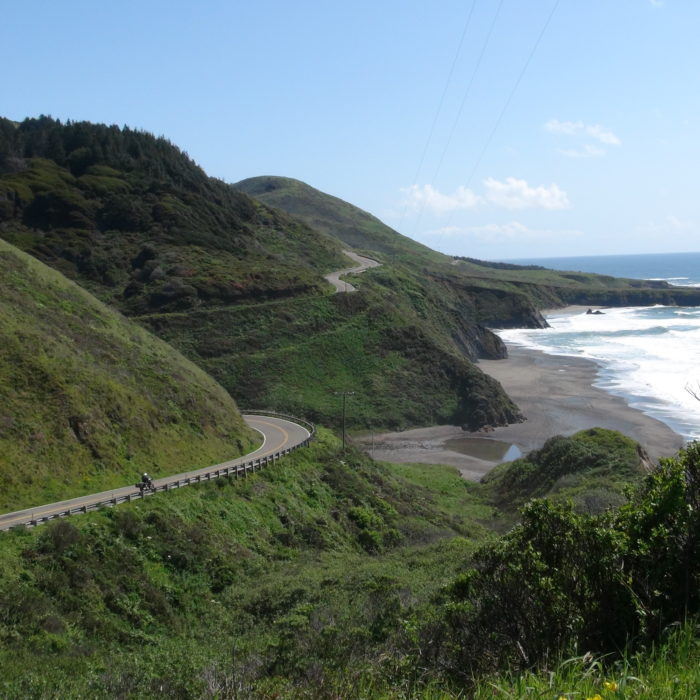 PACIFIC COAST HIGHWAY MOTORCYCLE TOUR NORTH