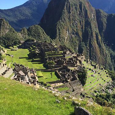 PERU MACHU PICCHU ADVENTURE