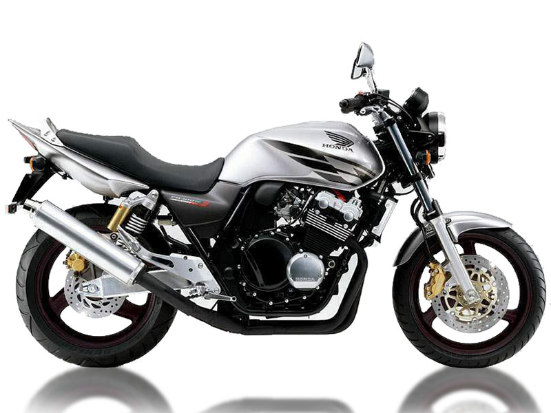 Honda CB400 Motorcycle Rental - MotoQuest