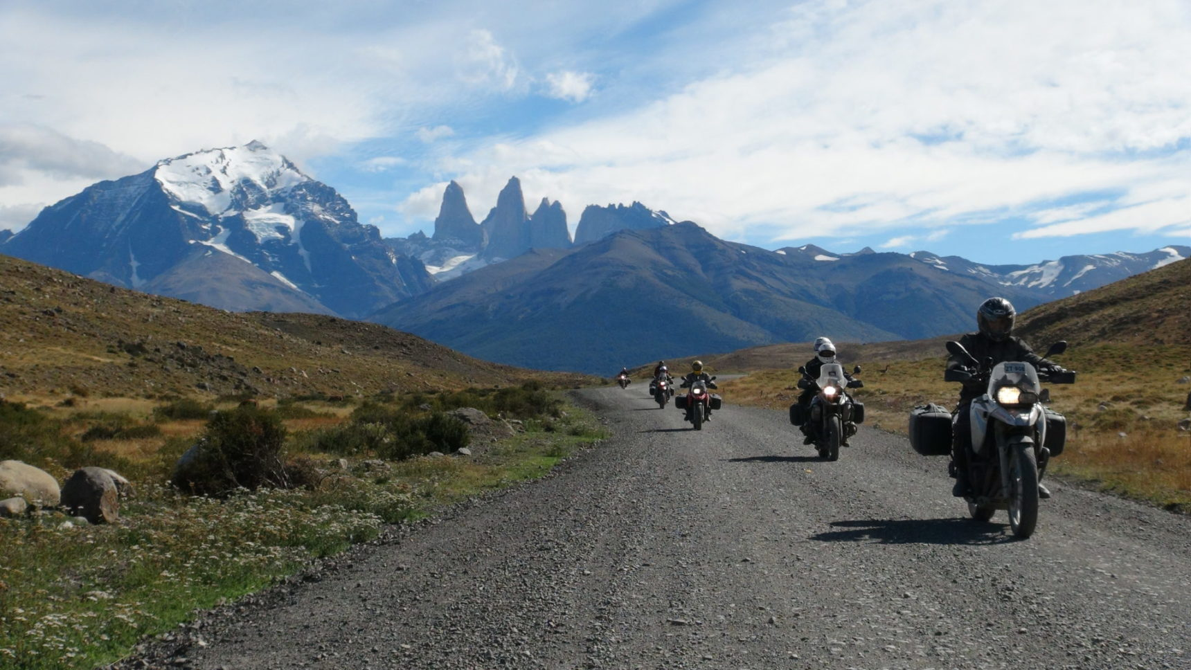 The Great Escape: Adventures in Patagonia and Baja