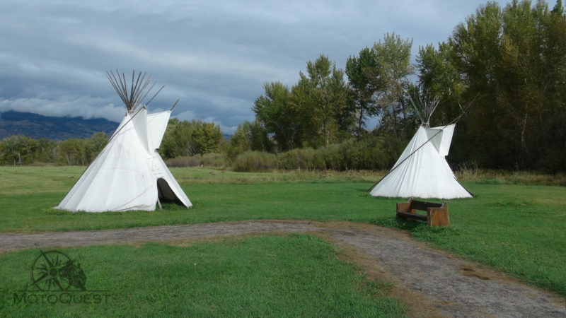 Tents | Trail of Lewis and Clark