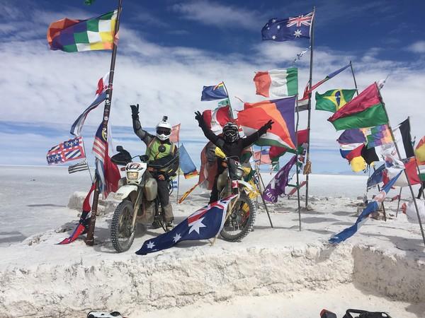 Bolivia Scouting Trip