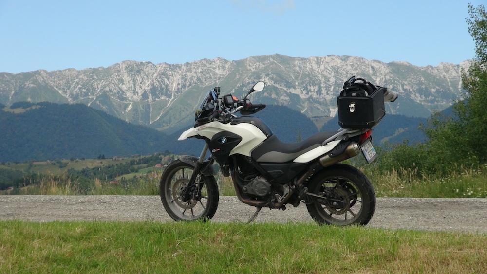 VIDEO: MotoQuest Hijinks in Romania