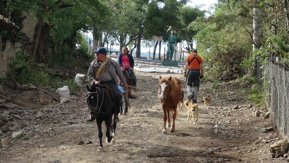 Bolivia Diary 2.08