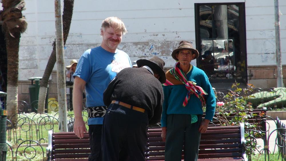 Bolivia Diary 2.19