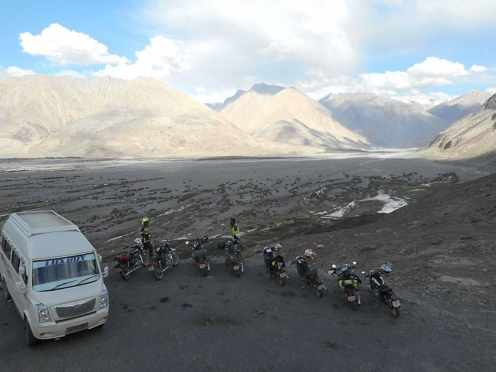 India Truck Bikes