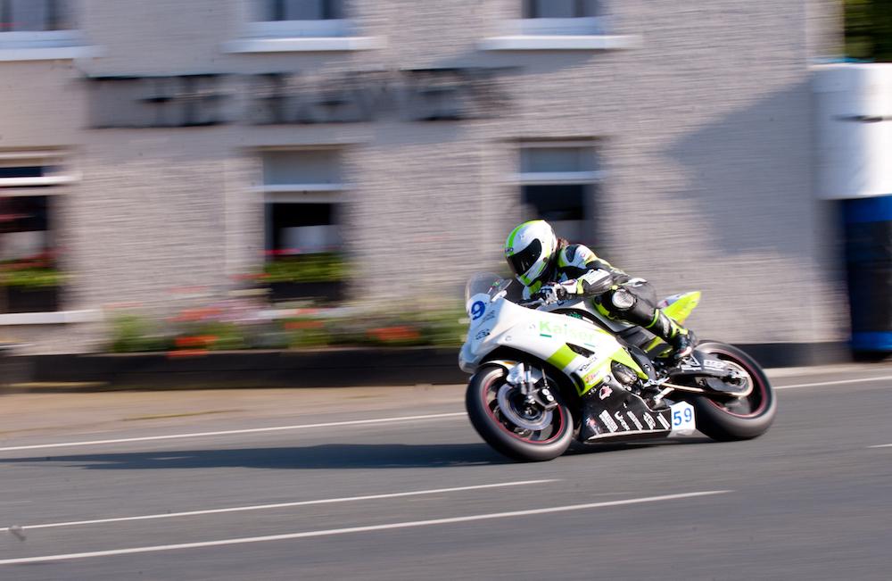 The Isle of Man TT Race through the lens of MotoQuest's Simon Siggs