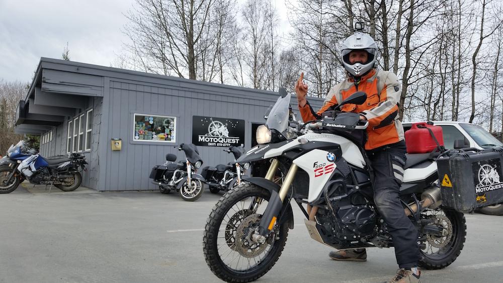 Opening Day in Alaska