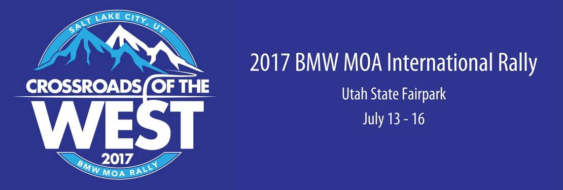 Come See Us in Utah at the BMW MOA Rally