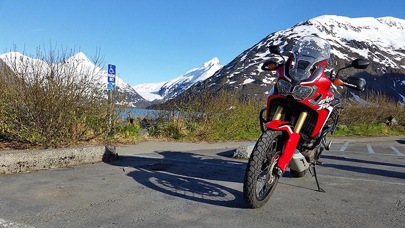 30,000 Miles on the Africa/Alaska Twin