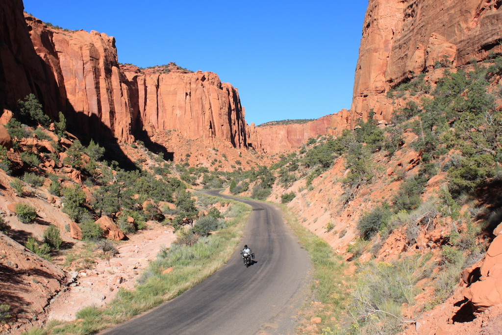 Fall: the Perfect Time of Year to Ride the American Southwest
