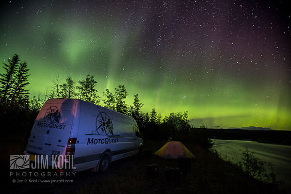 Come See The Northern Lights in 2018!