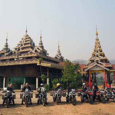 THAILAND & LAOS GOLDEN TRIANGLE ADVENTURE