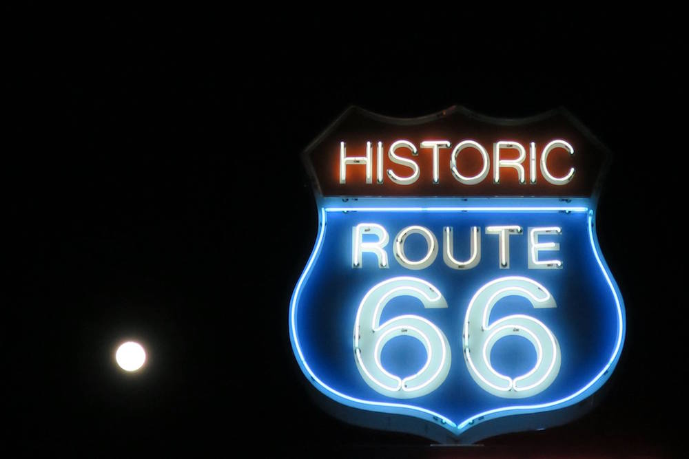 An American Icon: Riding Historic Route 66