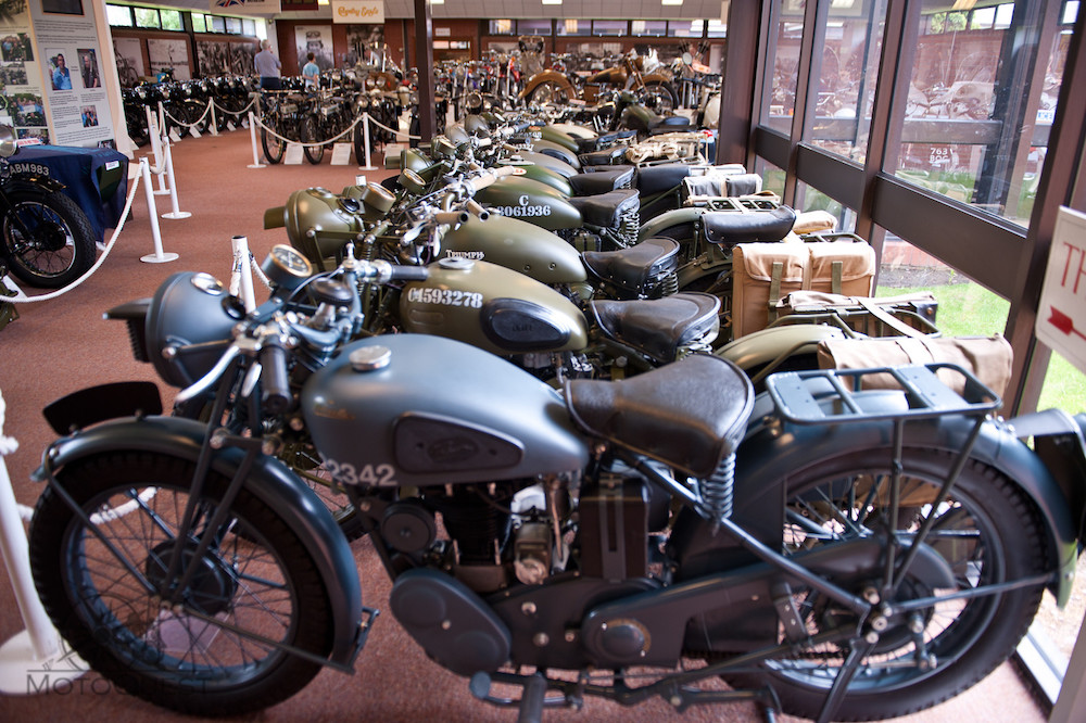 A Virtual Tour of the Motorsports Museums Visited on MotoQuest Adventures
