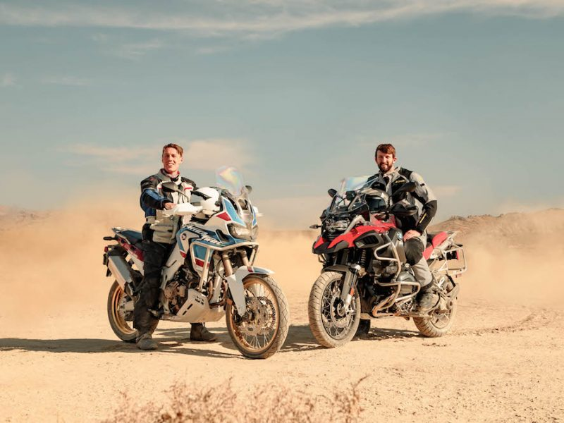 MotorTrend Hits Baja in Latest Episode of Throttle Out