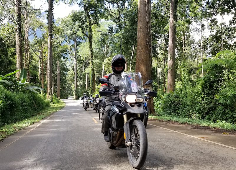 A Warm Return to Laos with MotoQuest Rider Robert Arvizo
