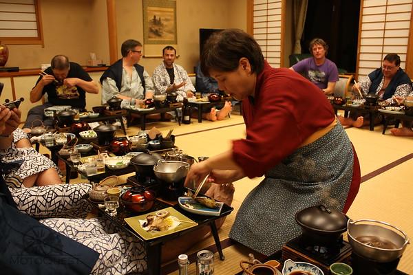 Japan Group Dinner