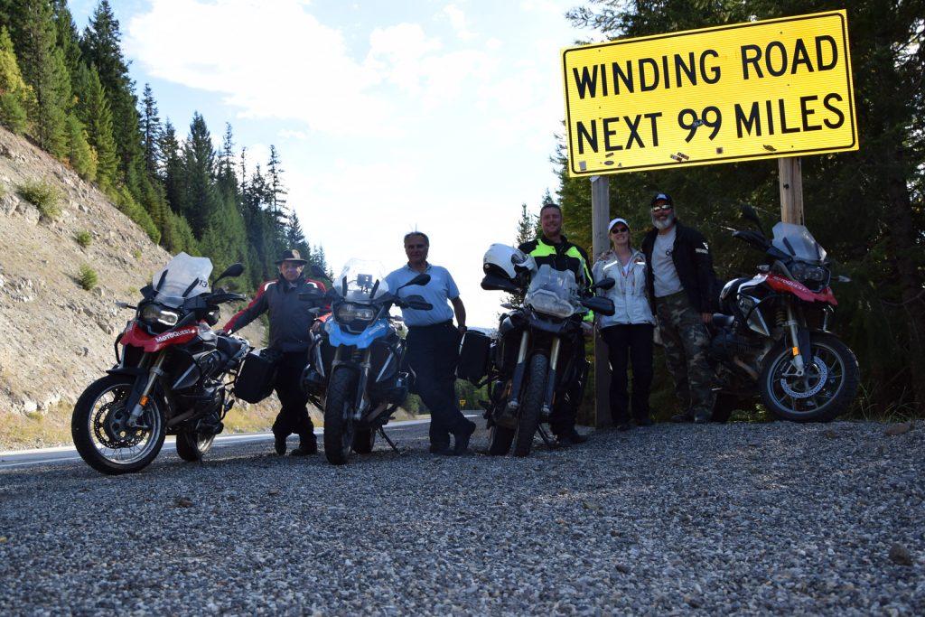 Lewis & Clark Adventure 99 Miles
