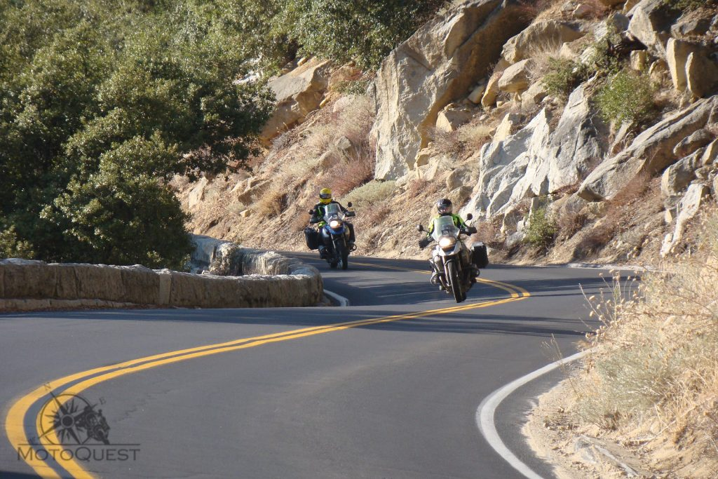 Winding Roads of the PCH South Adventure