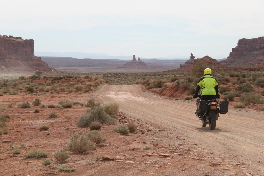 Dirt Roads of the American Southwest