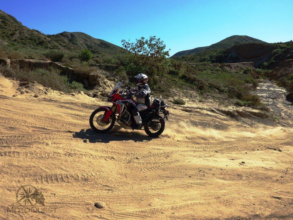Off-Road in Baja