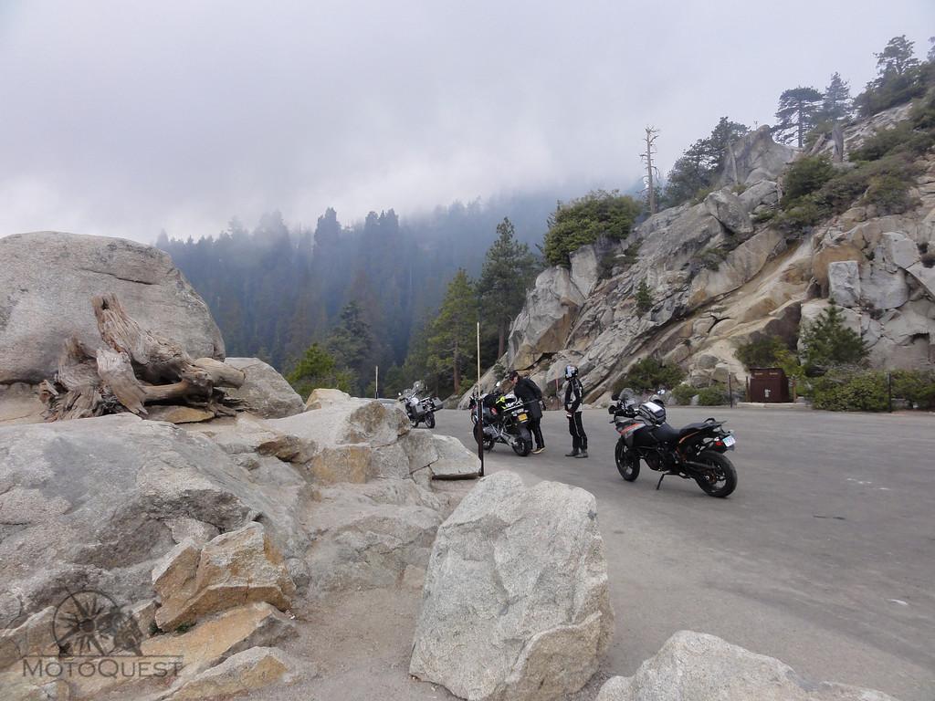 MotoQuest Fog Adventure