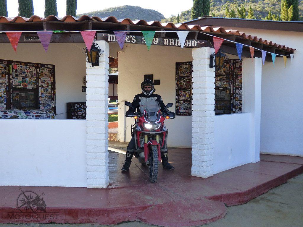 Mike's Sky Ranch in Baja