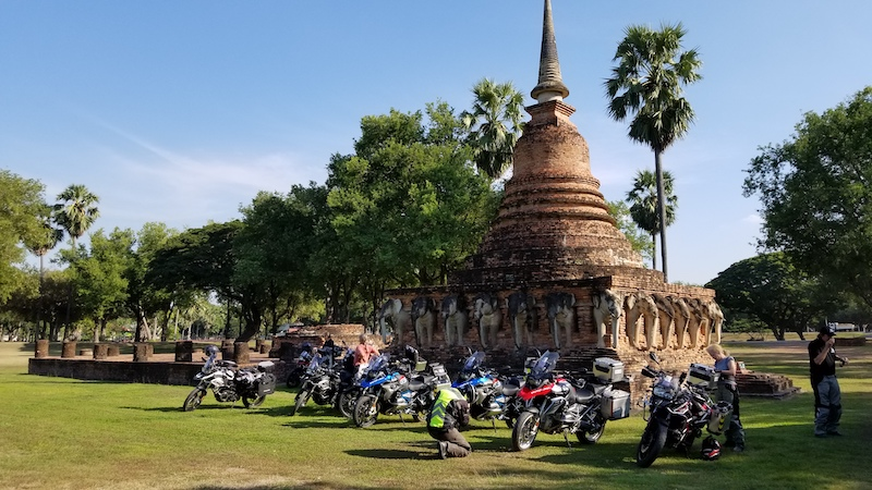 Motoquest Thailand & Laos Day1