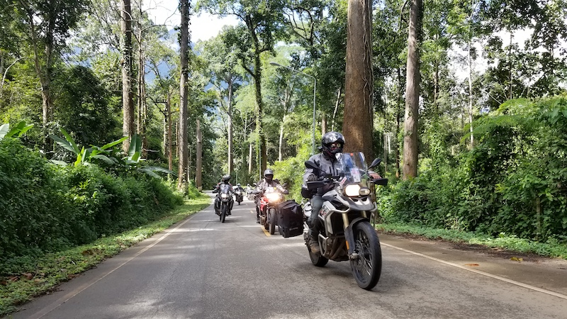 Motoquest Thailand & Laos Mae Hong Song
