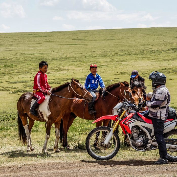 MONGOLIA SCOUTING ADVENTURE