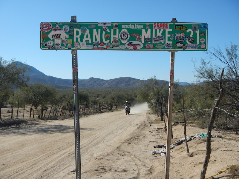 MotoQuest Baja Backroads