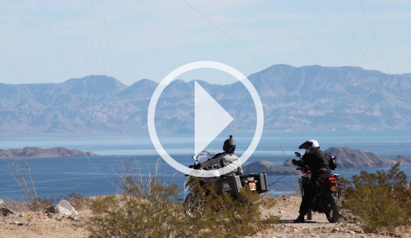 MotoQuest Baja Landscape