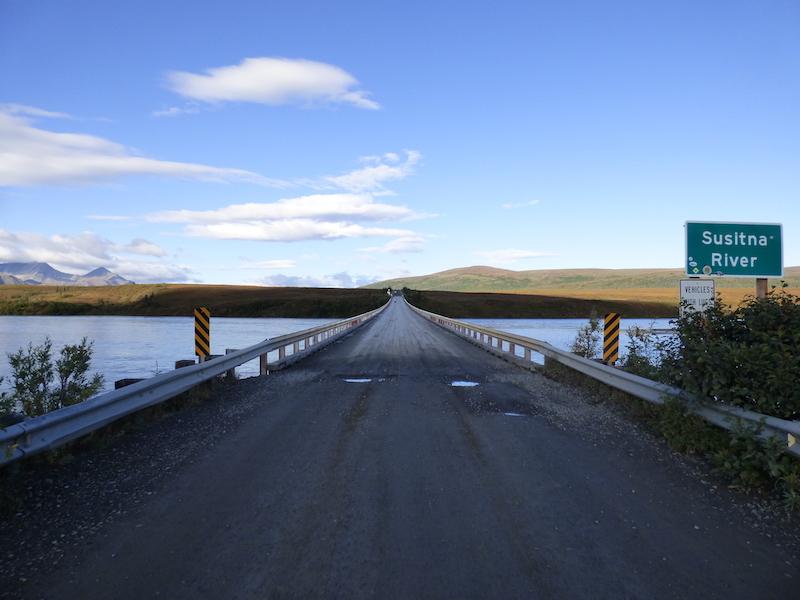 What Alaskan Highway is Phil Freeman's Favorite to Ride?