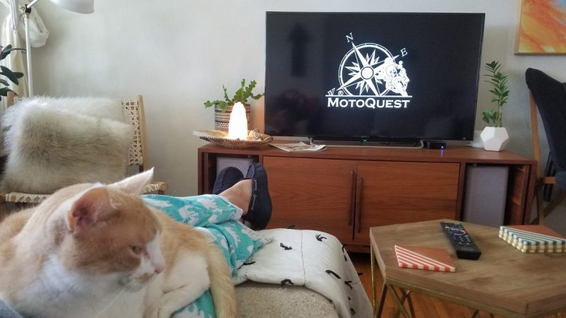 Ride it Out from Home with MotoQuest Videos!