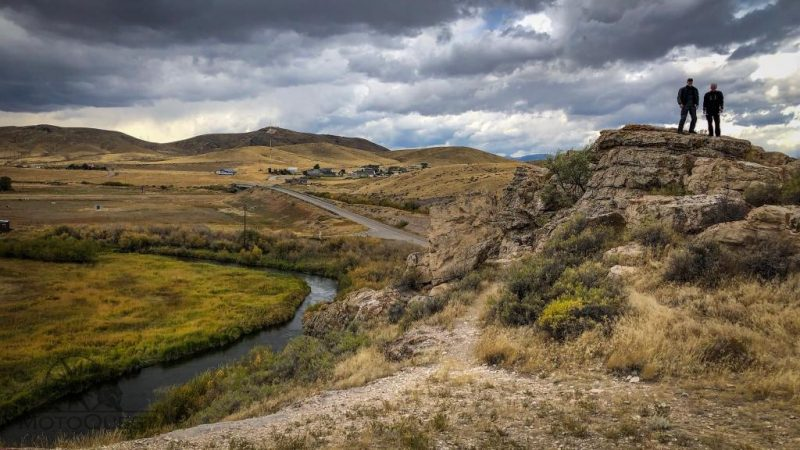 Best Roads of our Trail of Lewis and Clark Adventure
