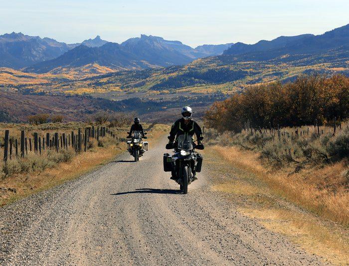COLORADO ROCKY MOUNTAIN HIGH ADVENTURE