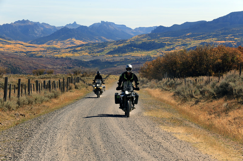 Experience Colorful Colorado with MotoQuest Founder Phil Freeman