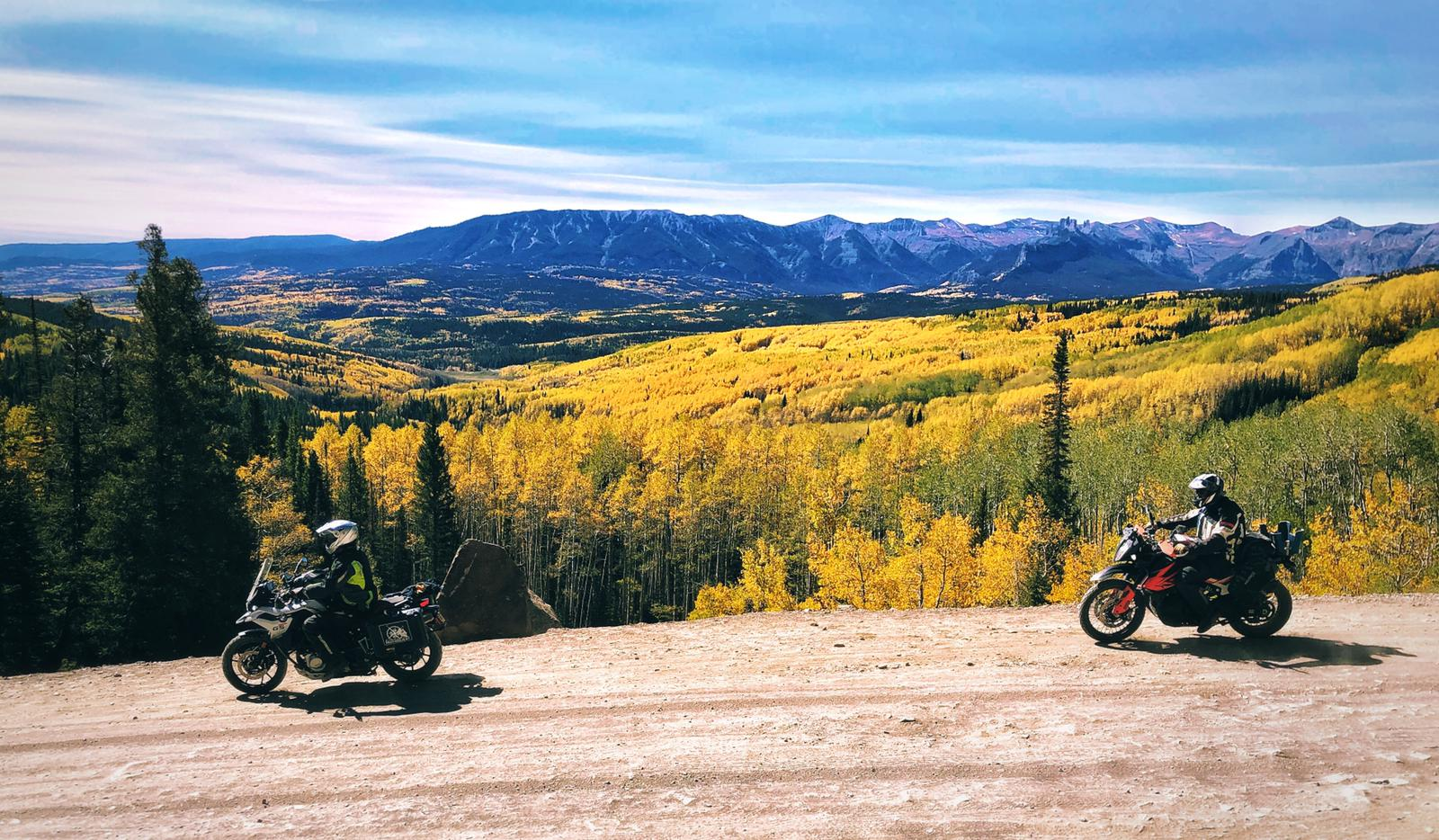 Explore the Backroads of Colorado