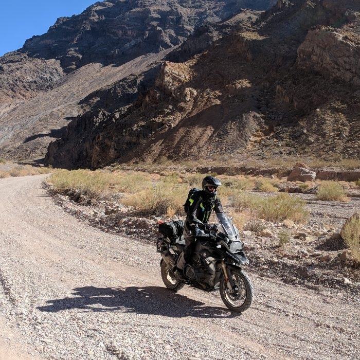 DEATH VALLEY DUAL SPORT EXPLORER