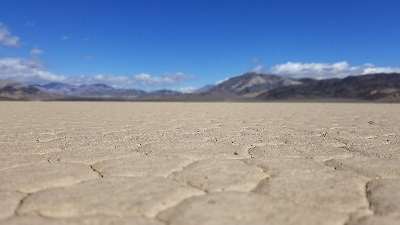 Death Valley Dual Sport Scouting Adventure
