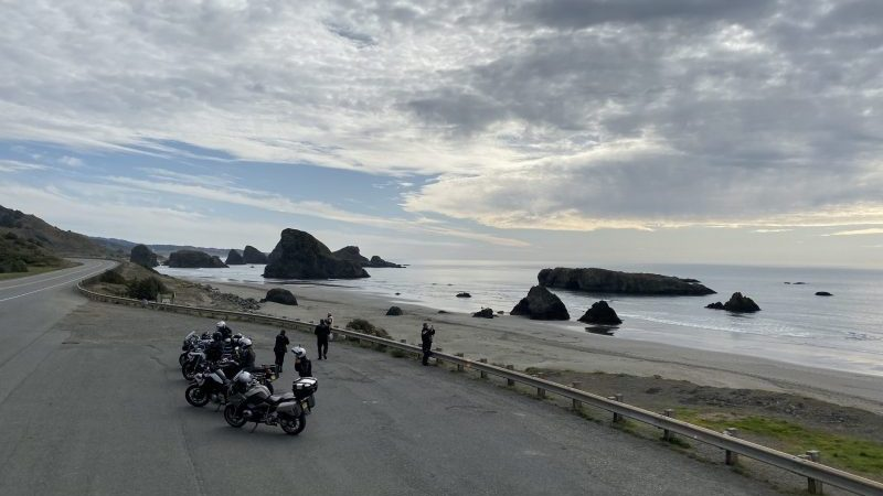 Spring 2021: Ride the Pacific Coast Highway