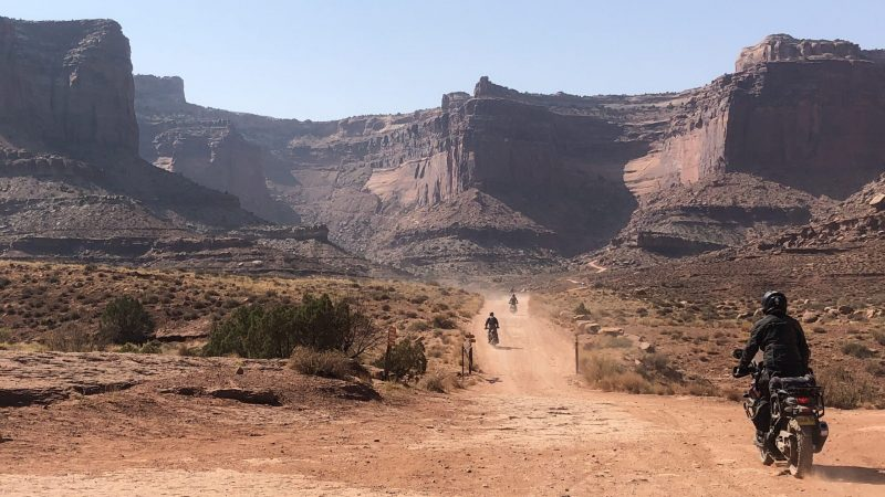 Explore Moab in April 2021