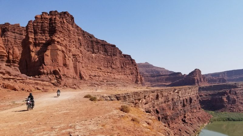 April 2021: Explore Moab and Death Valley